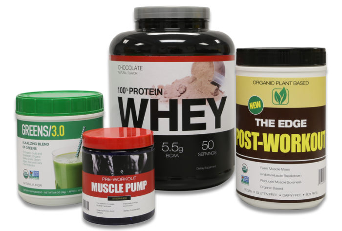 Developing and Marketing a Protein Powder Brand